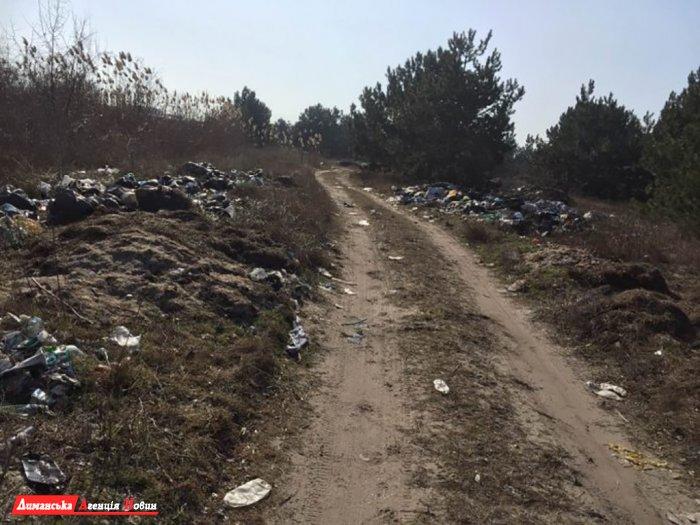 Мешканці Коблівської громади на вихідних вийдуть на прибирання Тілігула