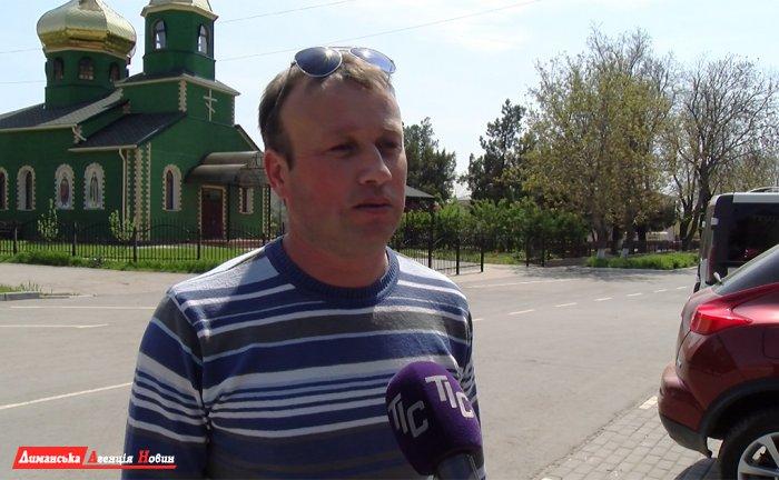Владимир, житель Визирки