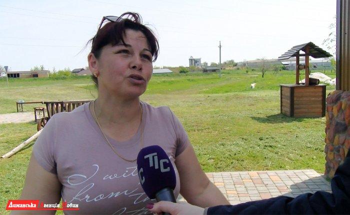 Анна Колкатина, почтальон Визирки