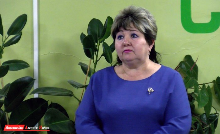 Директор НВК Тетяна Казак