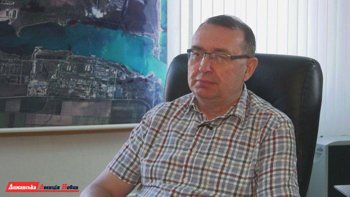 """Віталій Котвицький: """"Моє особисте завдання - створити для моїх виборців умови життя, відповідні XXI століттю"""""""
