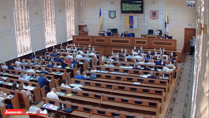 На Одещині планую зайнятися паспортизацією доріг.