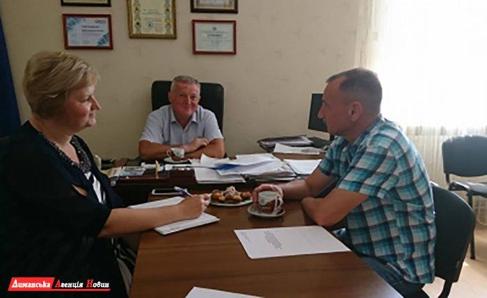 """Геннадій Павлов: """"Любашівка - це не лише ковбасна столиця України"""""""