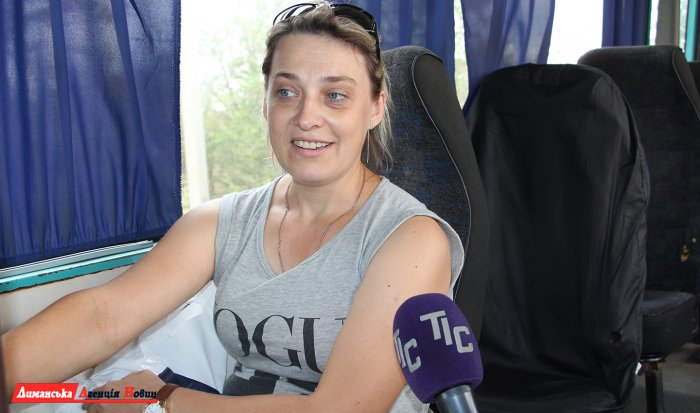 Надія Бондаренко