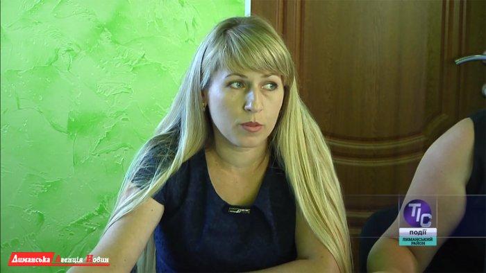 Марина Дерус, начальниця фінансового відділу виконкому Яськівської сільської ради.