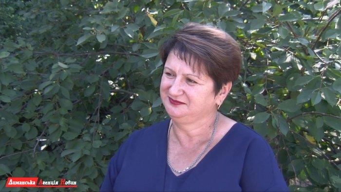 Валентина Попоніна, очільниця Сичавки.