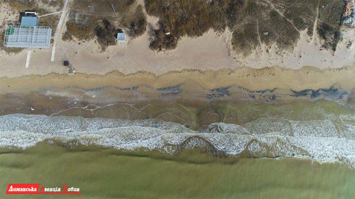 Незвичайні знахідки на Тилігулі. Кого там можна зустріти влітку (фото)