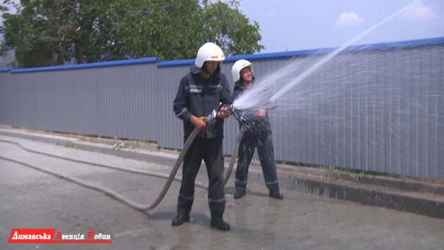 На сторожі безпеки. Як працює Визирська місцева пожежна команда?