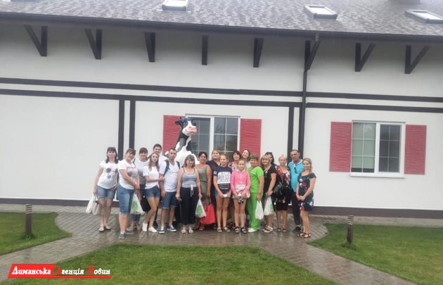 Депутати Визирської сільради знову організували екскурсію (фото)
