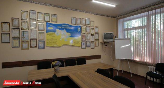 Визирська громада готується до нового навчального року.