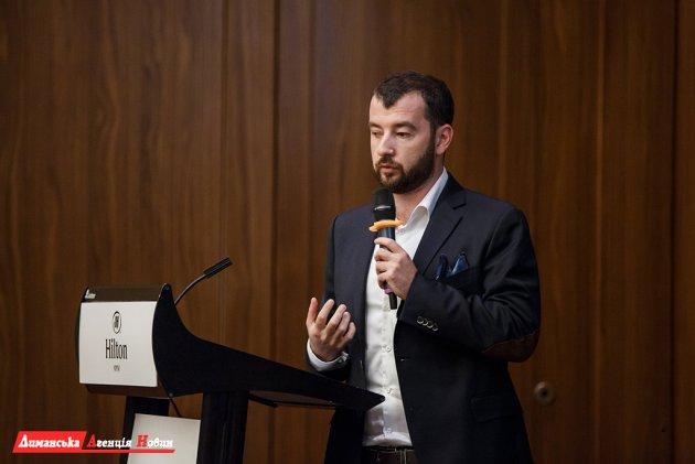 """Філіп Грушко, директор з розвитку """"ТІС""""."""