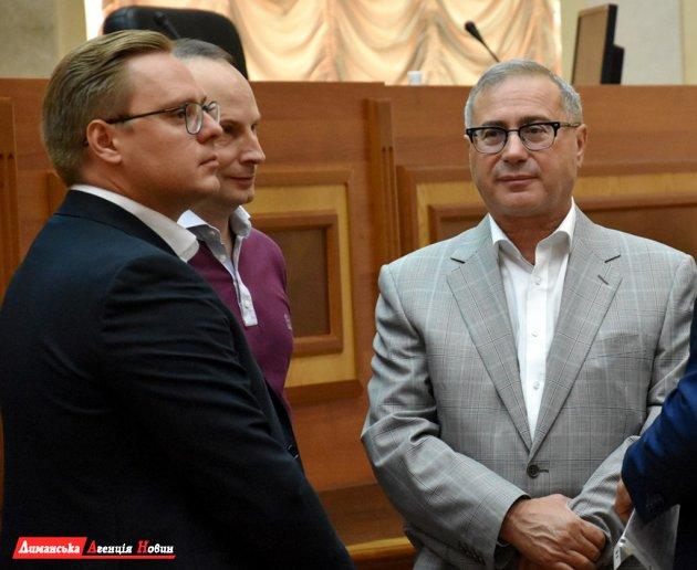 Олег Кутателадзе, депутат Одеської обласної ради.