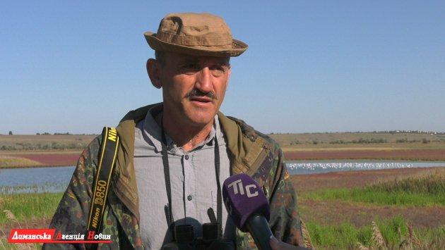 Игорь Гержик, начальник научно-исследовательского отдела РЛП