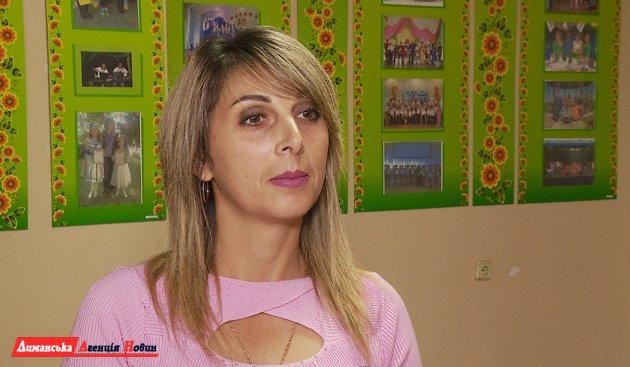 Оксана Поминчук, художественный руководитель Визирского дома культуры.