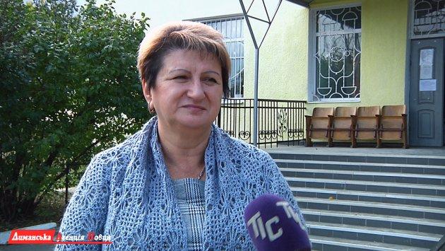 ВалентинаПопоніна, голова Сичавської сільради.