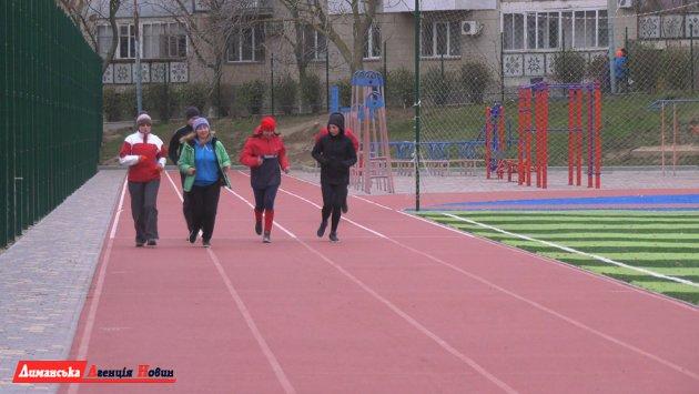 В Южном собрались любители бега: планируют развивать в городе свое спортивное движение.