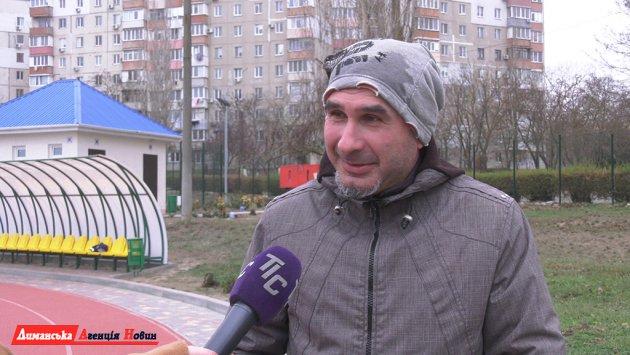 "АндрейЧуравин, тренер по шахматам городского центра ""Спорт для всех""."