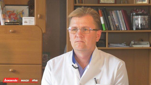 """Виктор Старикович: """"За последние 20 лет районная больница изменилась до неузнаваемости"""""""