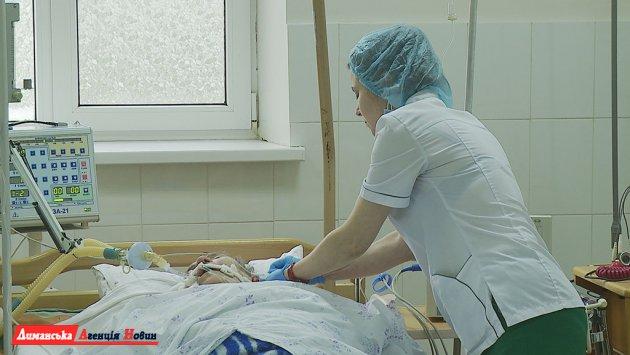 """Виктор Старикович: """"За последние 20 лет районная больница изменилась до неузнаваемости""""."""
