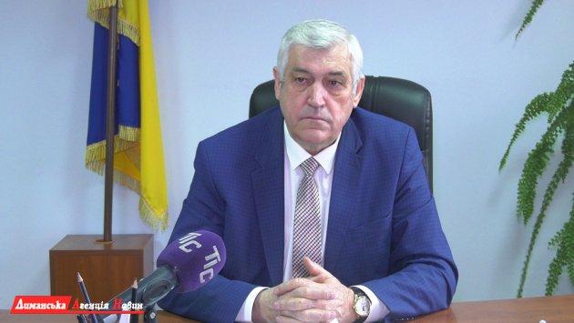 Валерий Стоилаки, председатель Визирского сельсовета.