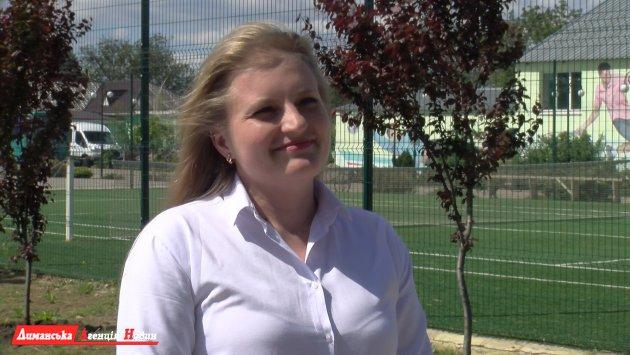 Мария Косулина, начальник отдела образования, молодежи и спорта Лиманской РГА.
