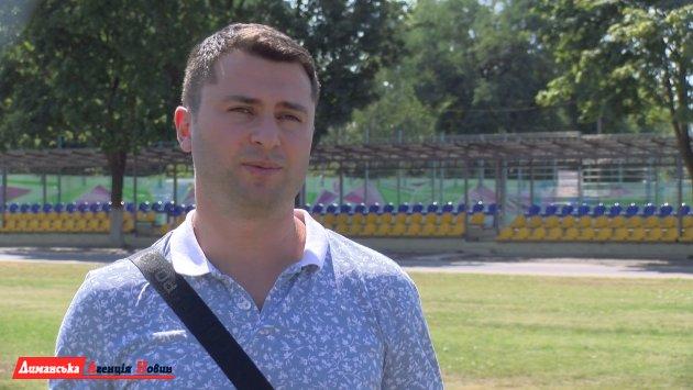 Геннадий Гайдаржи, тренер команды «Динамо-Доброслав».