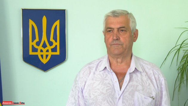 Валерий Стоилаки, Визирский сельский голова
