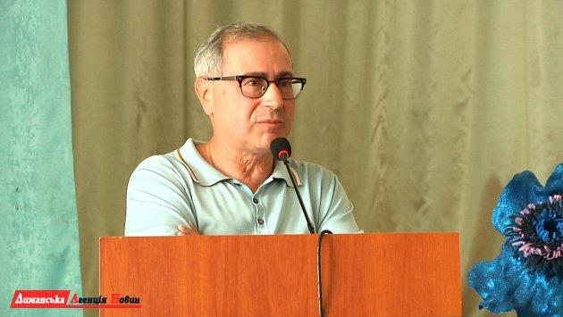 Олег Кутателадзе, депутат Одесского областного совета.