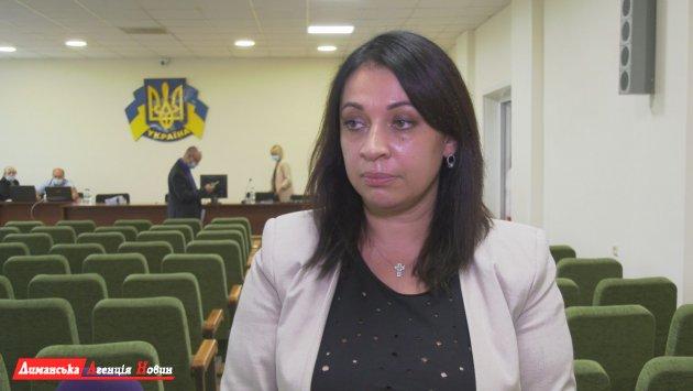 Татьяна Таран, директор КНП «Лиманская центральная районная больница».