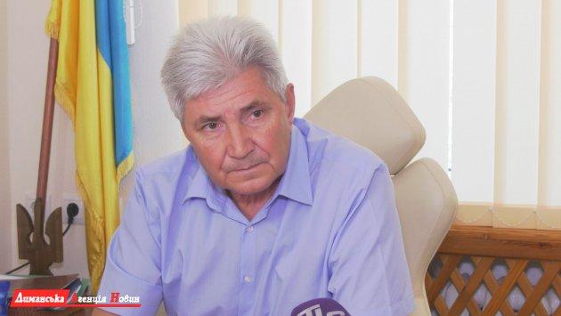 Геннадий Тефтул, председатель Лиманского районного совета.