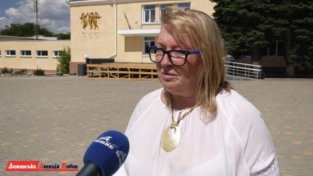 Светлана Фабрикант, заместитель головы Одесской ОГА.